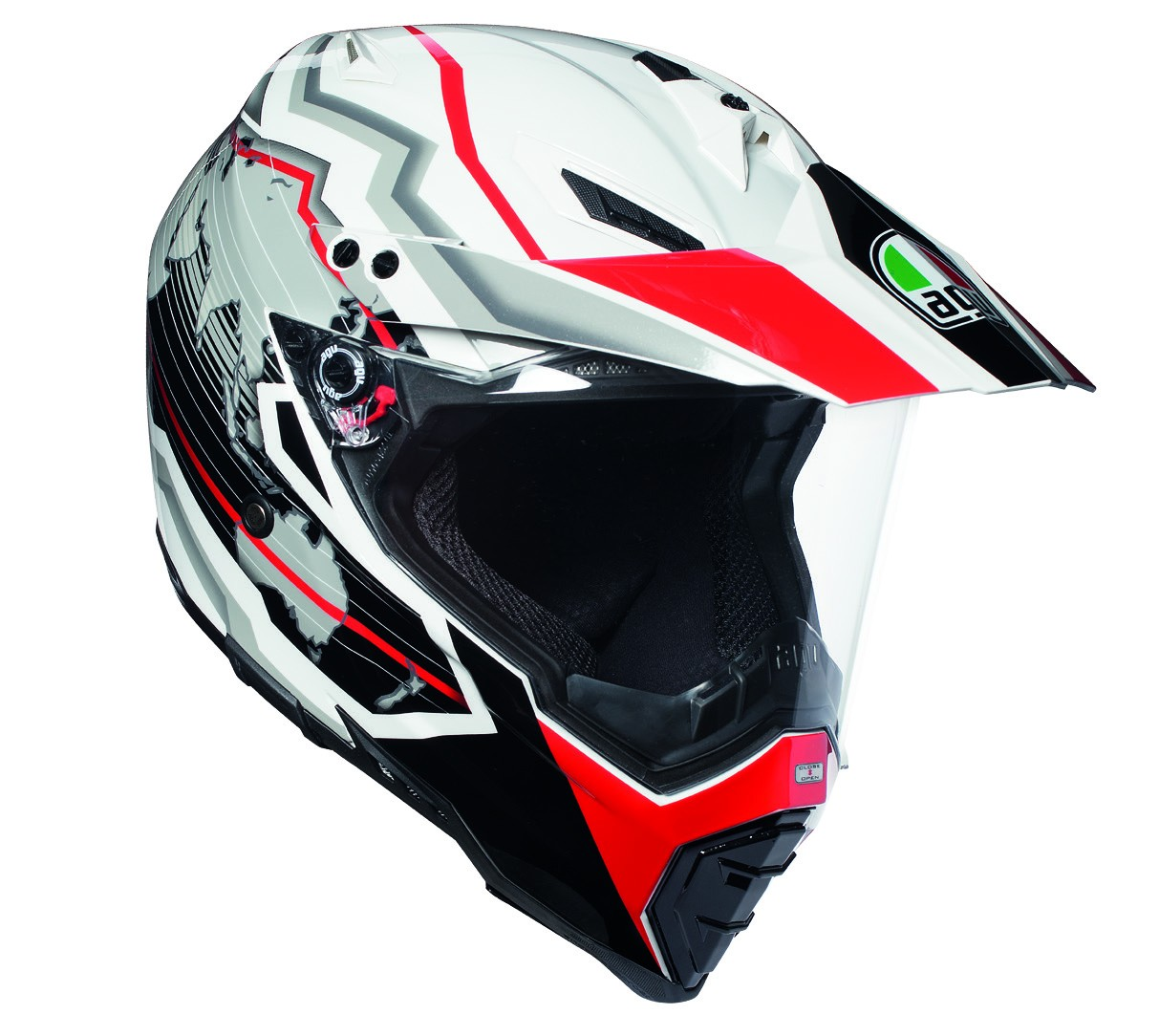 AGV AX8 Dual Evo Earth
