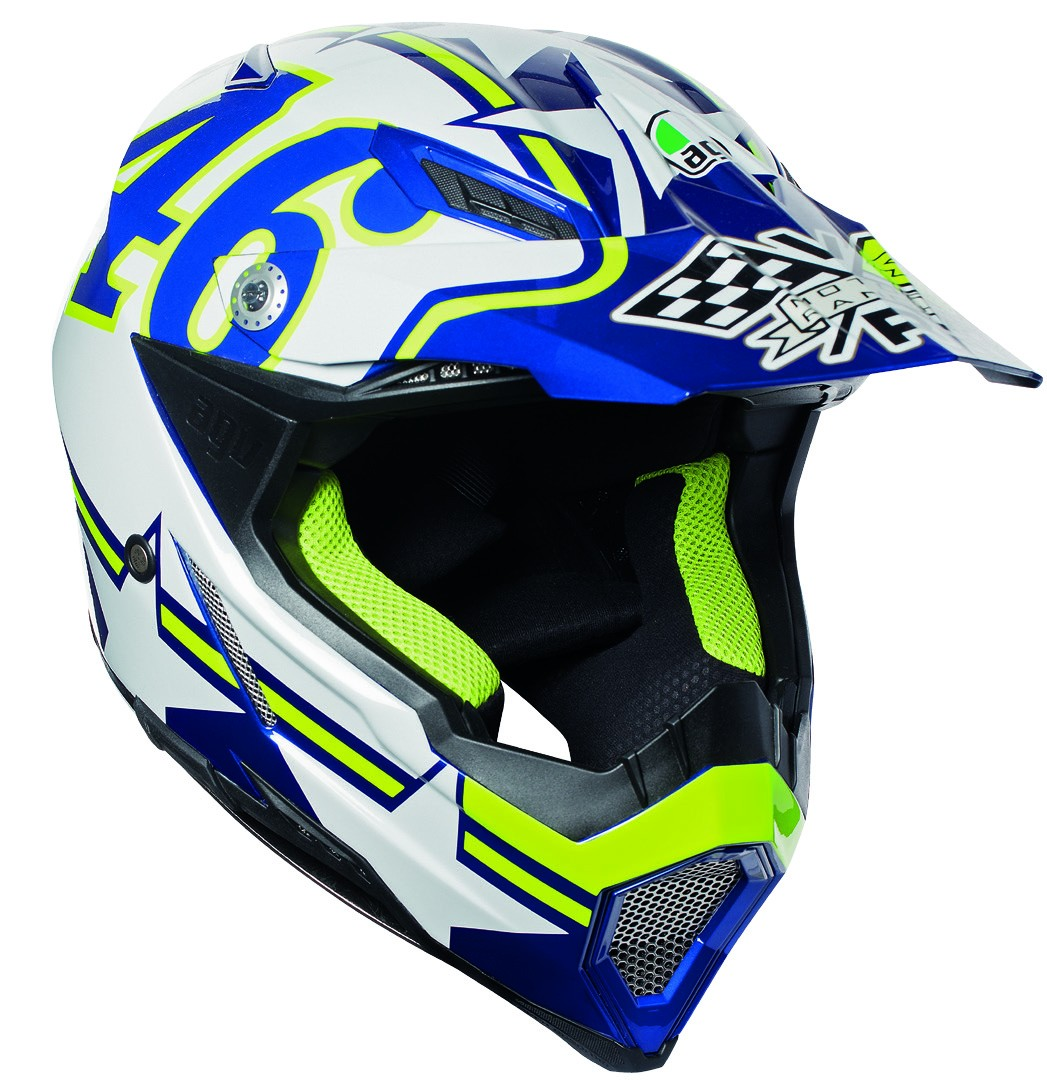 AGV AX8 Evo Ranch