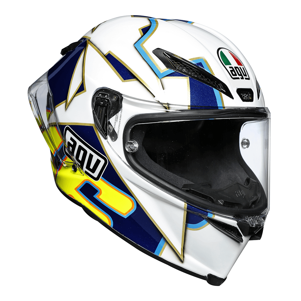 AGV Pista GP-RR World Title 2003