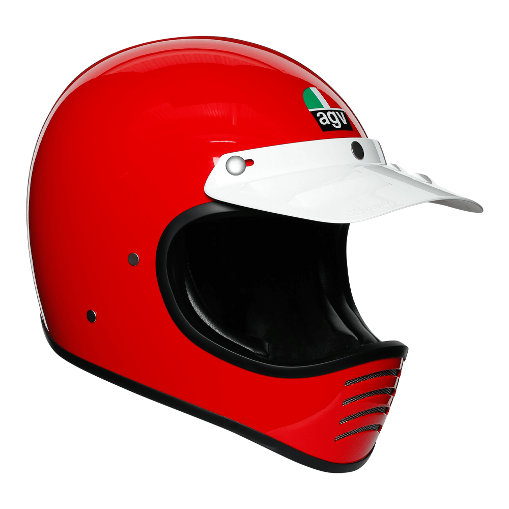 AGV X101 Gloss Red