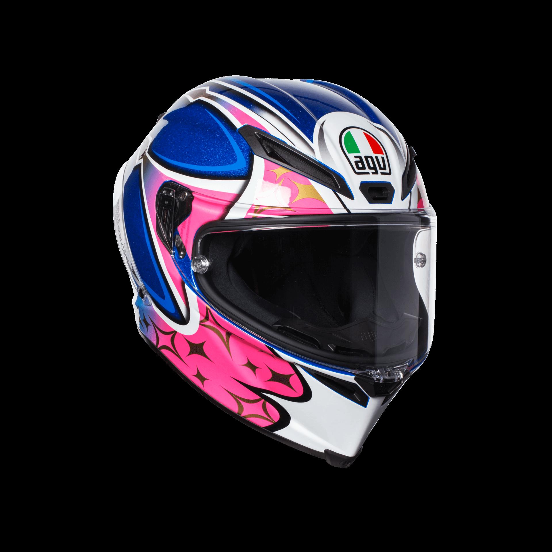 AGV Corsa-R Jack 2017