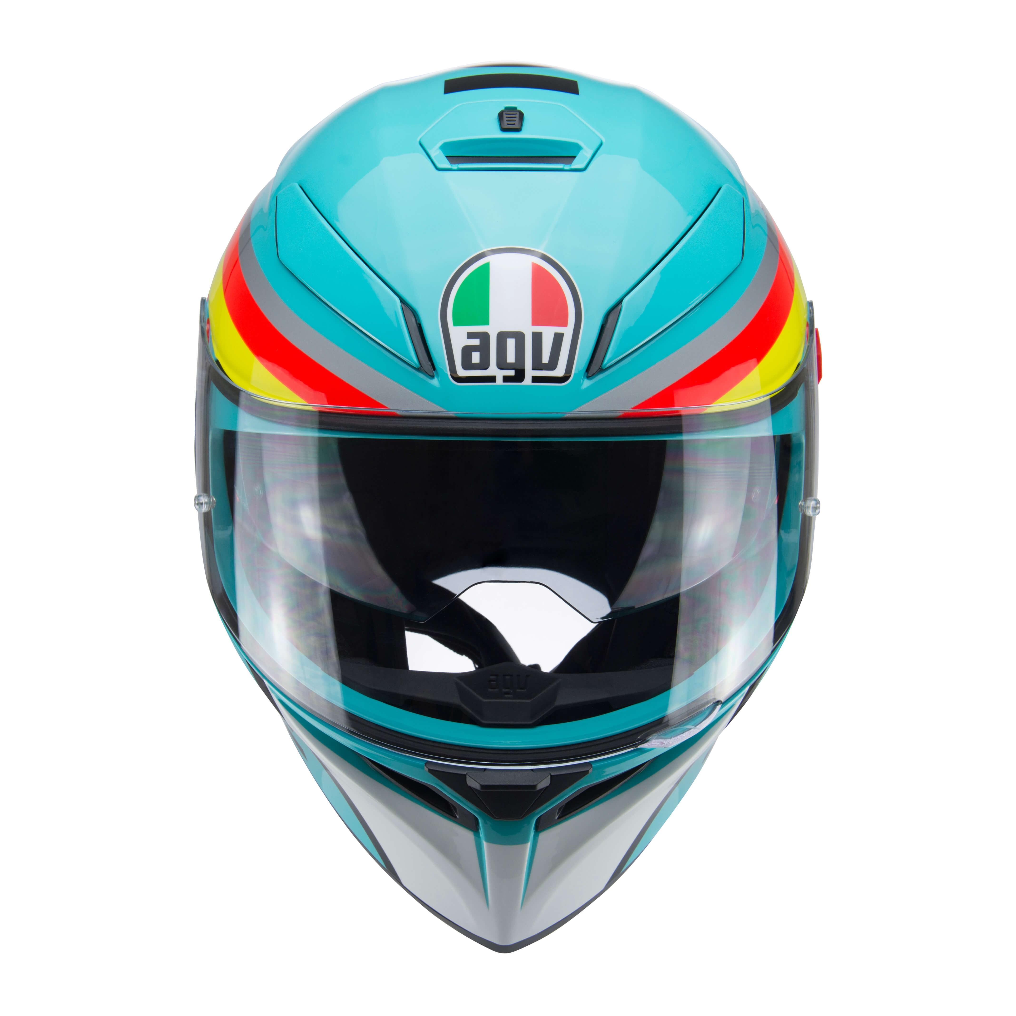 Bell Full Face Helmet >> AGV K3-SV Mir Motorcycle Helmet | Mir Replica K3-SV Helmet