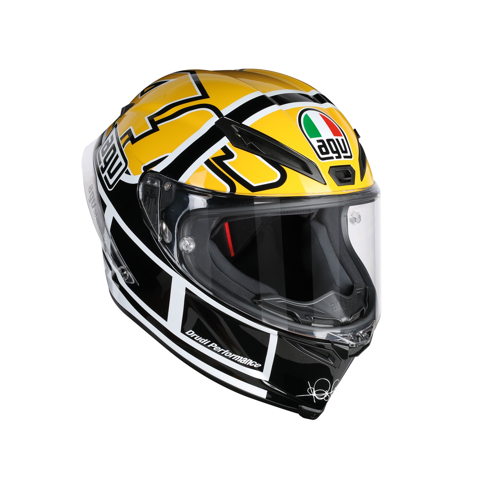 agv corsa r rossi goodwood helmet rossi replica helmet agv. Black Bedroom Furniture Sets. Home Design Ideas
