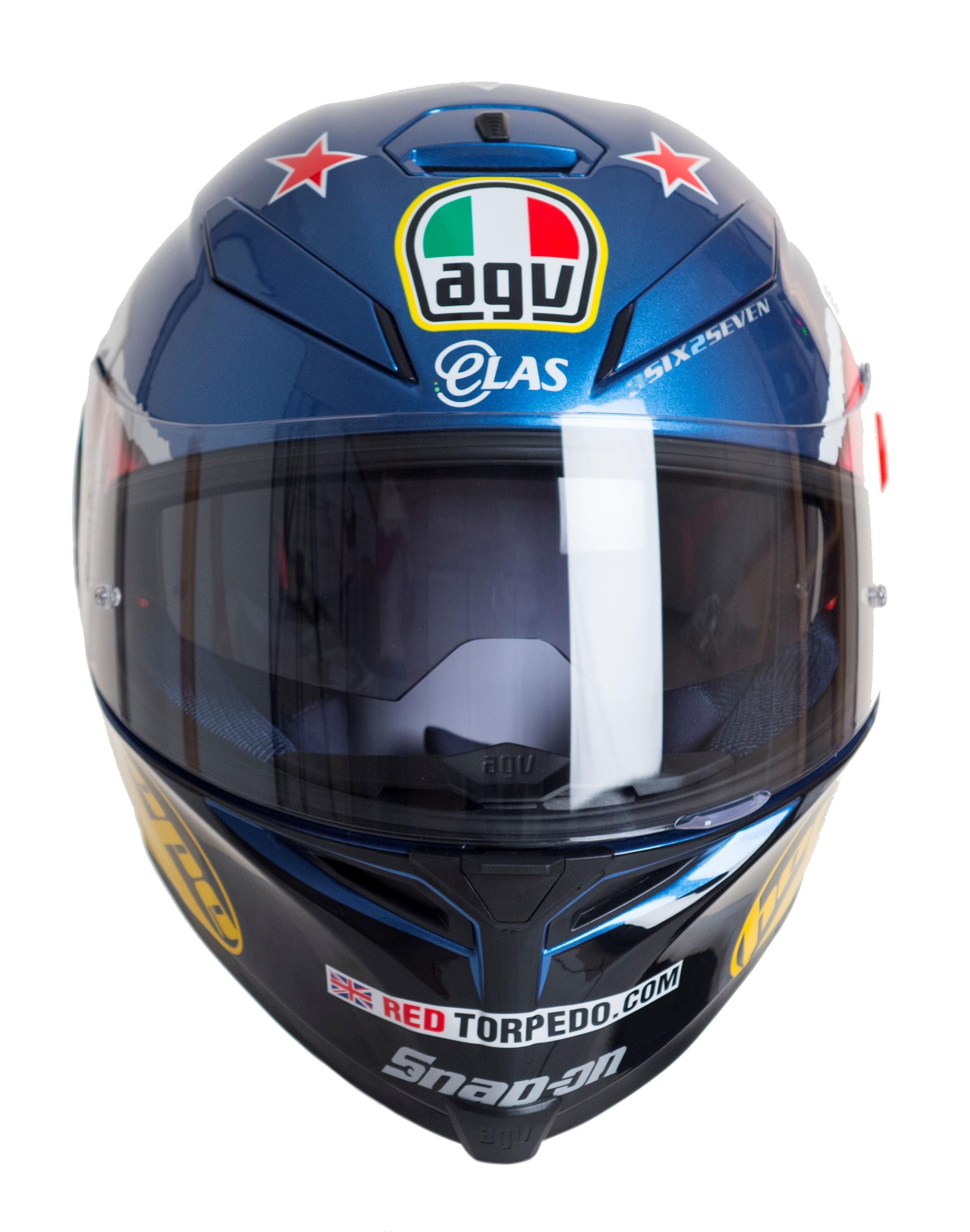 AGV K-5 Guy Martin 3SOME Helmet   Telford Motorcycle Centre