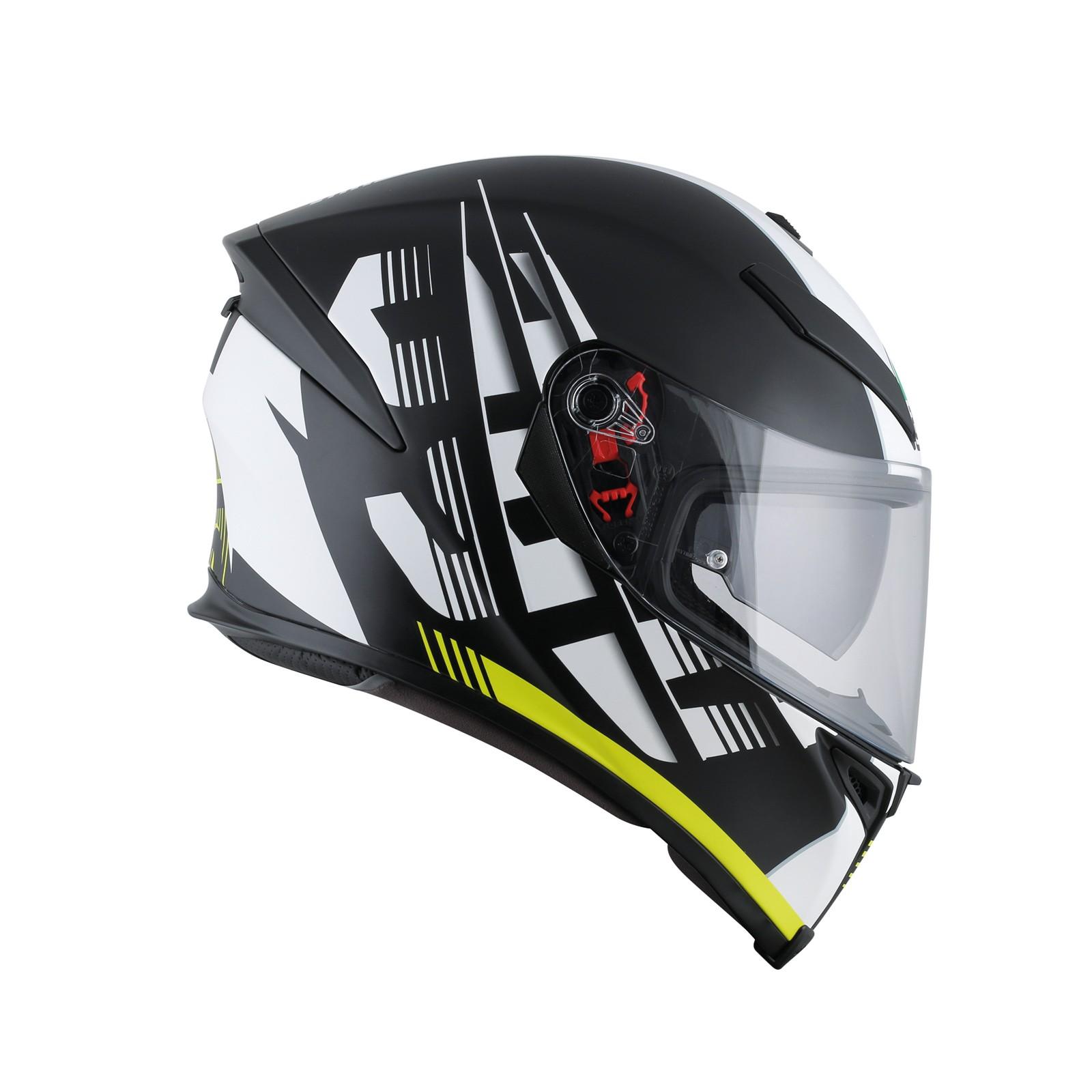 agv k5 s darkstorm matt helmet. Black Bedroom Furniture Sets. Home Design Ideas