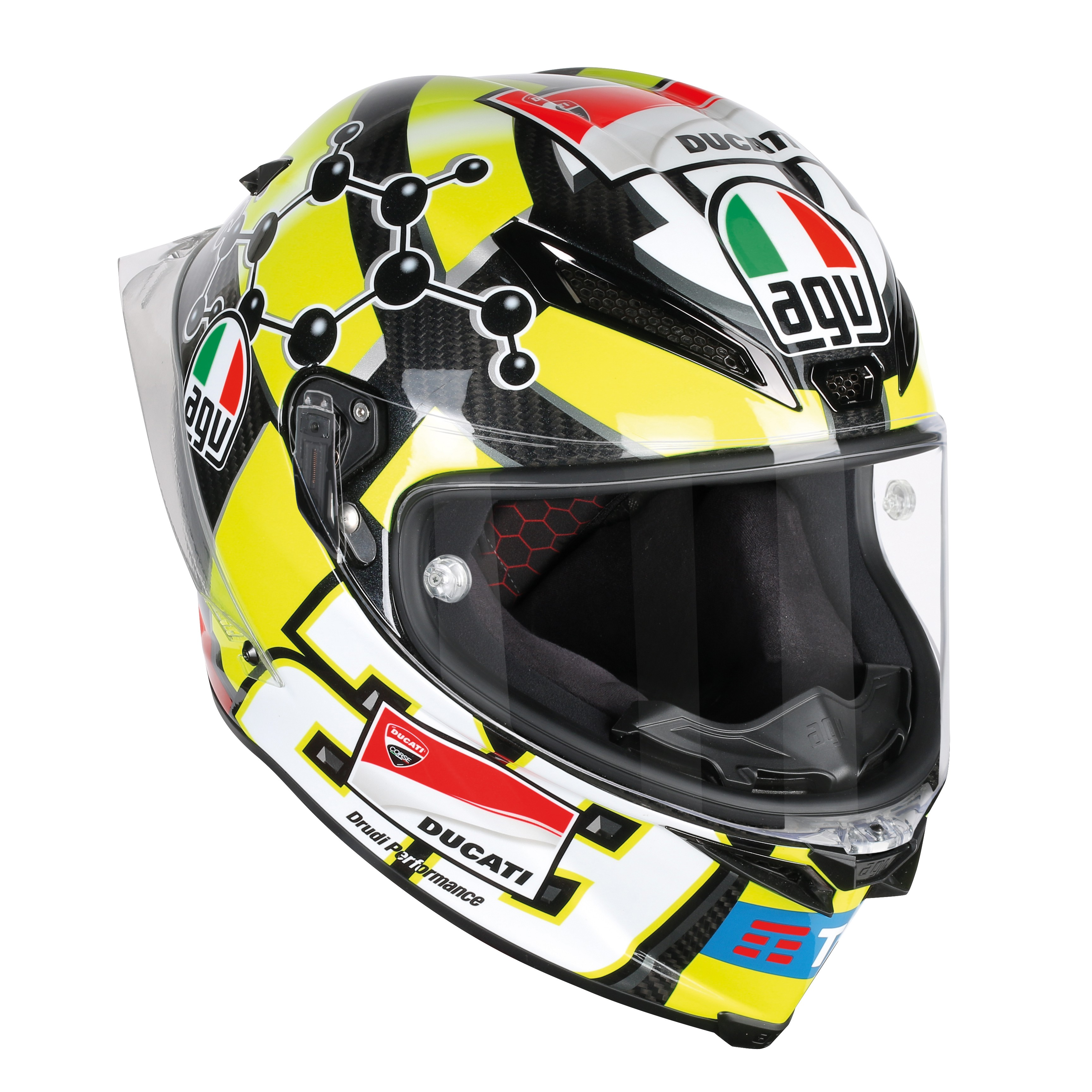 AGV Pista GP-R Ianonne 2016