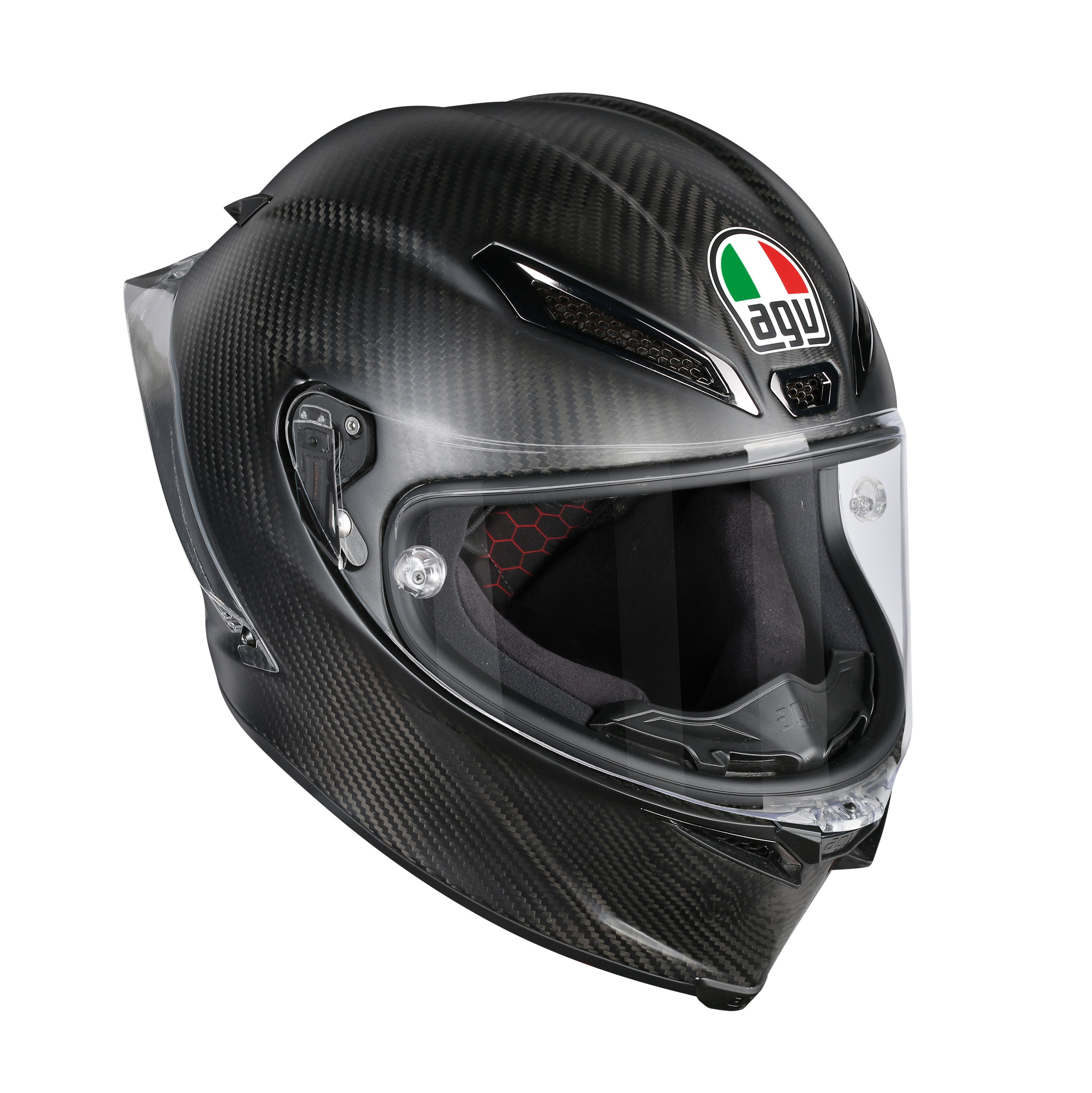 agv pista gp r matt carbon full face carbon helmet. Black Bedroom Furniture Sets. Home Design Ideas