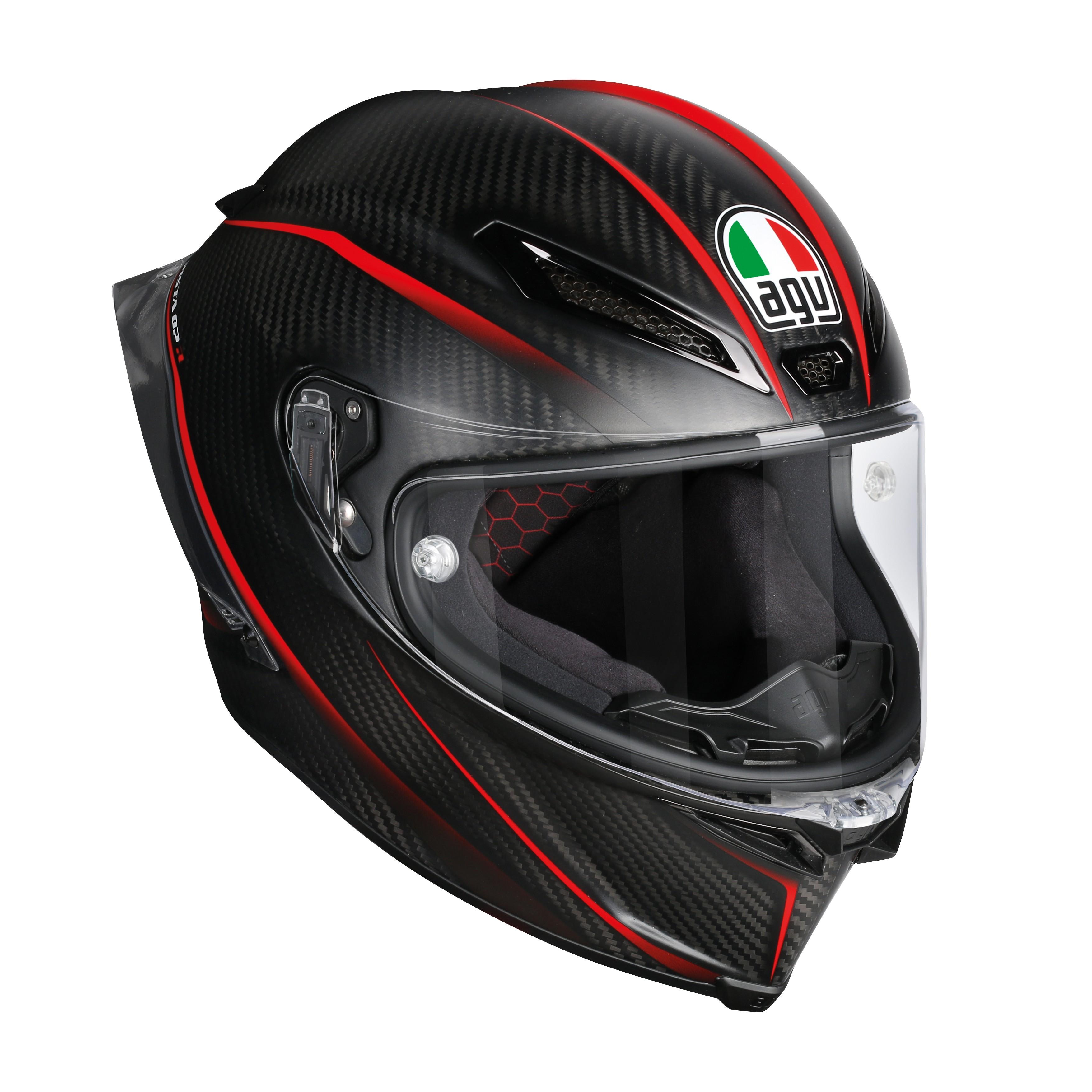 Agv Pista Gp R Gran Premio Full Face Track Helmet