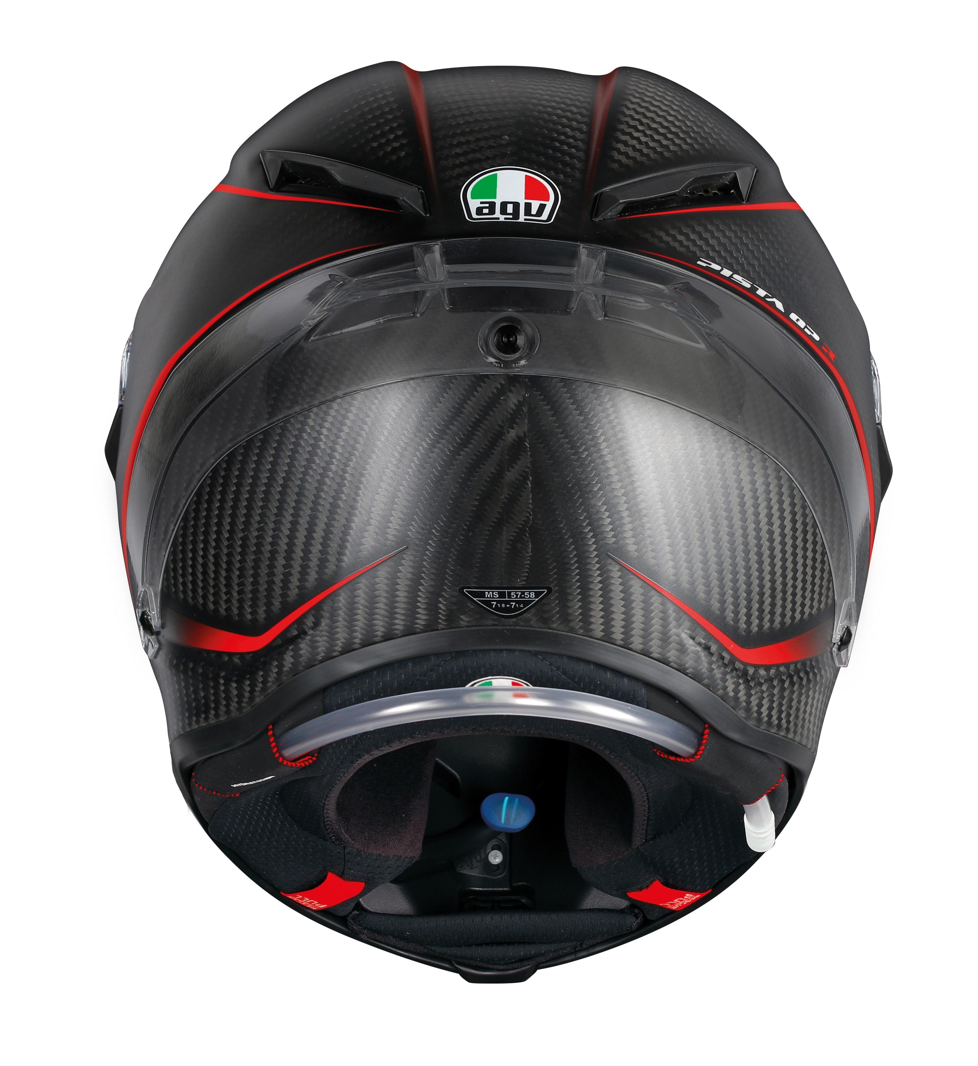 AGV pista GP-R Gran Premio | Full Face Track helmet
