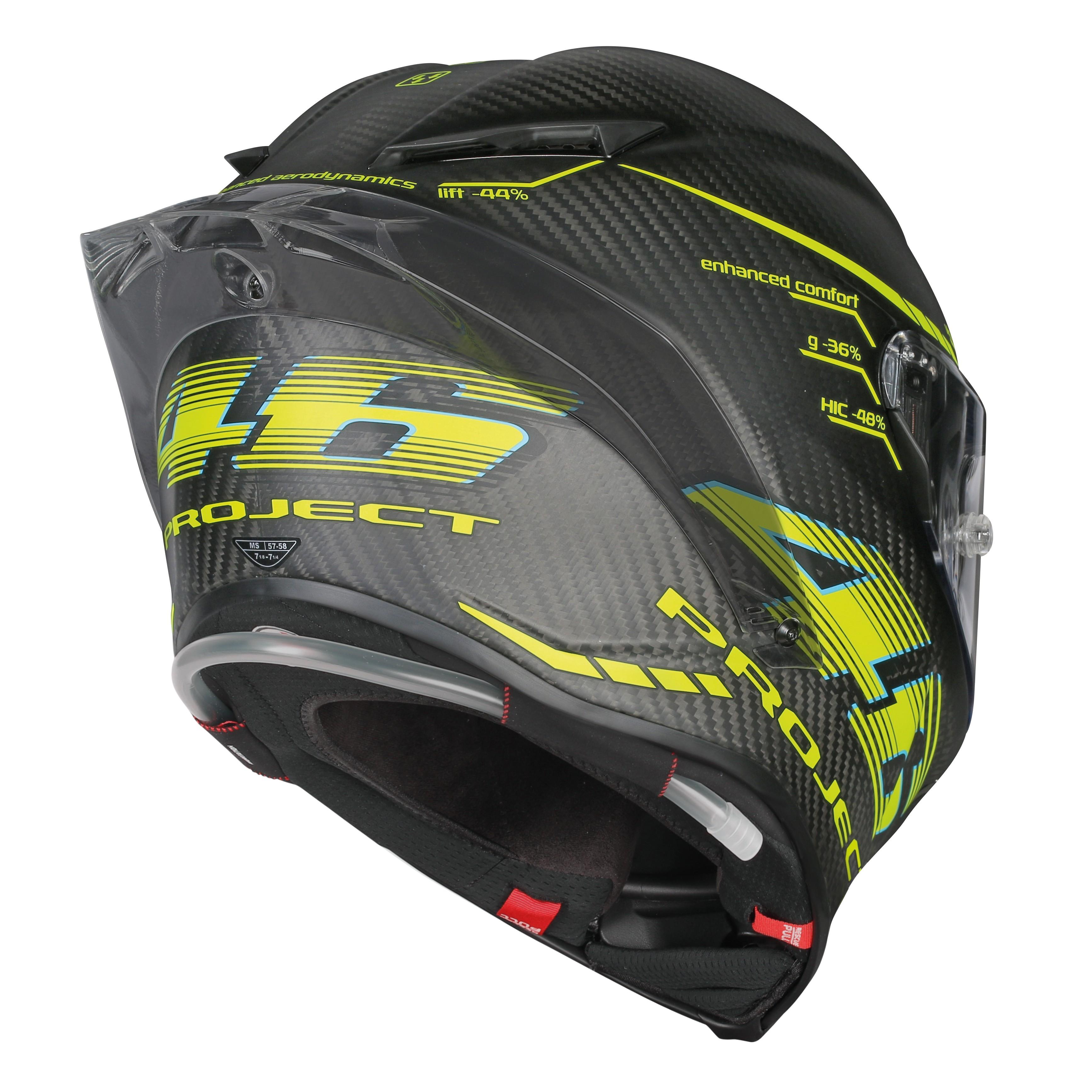#apparel AGV Pista GP Valentino Rossi Project 46 2.0