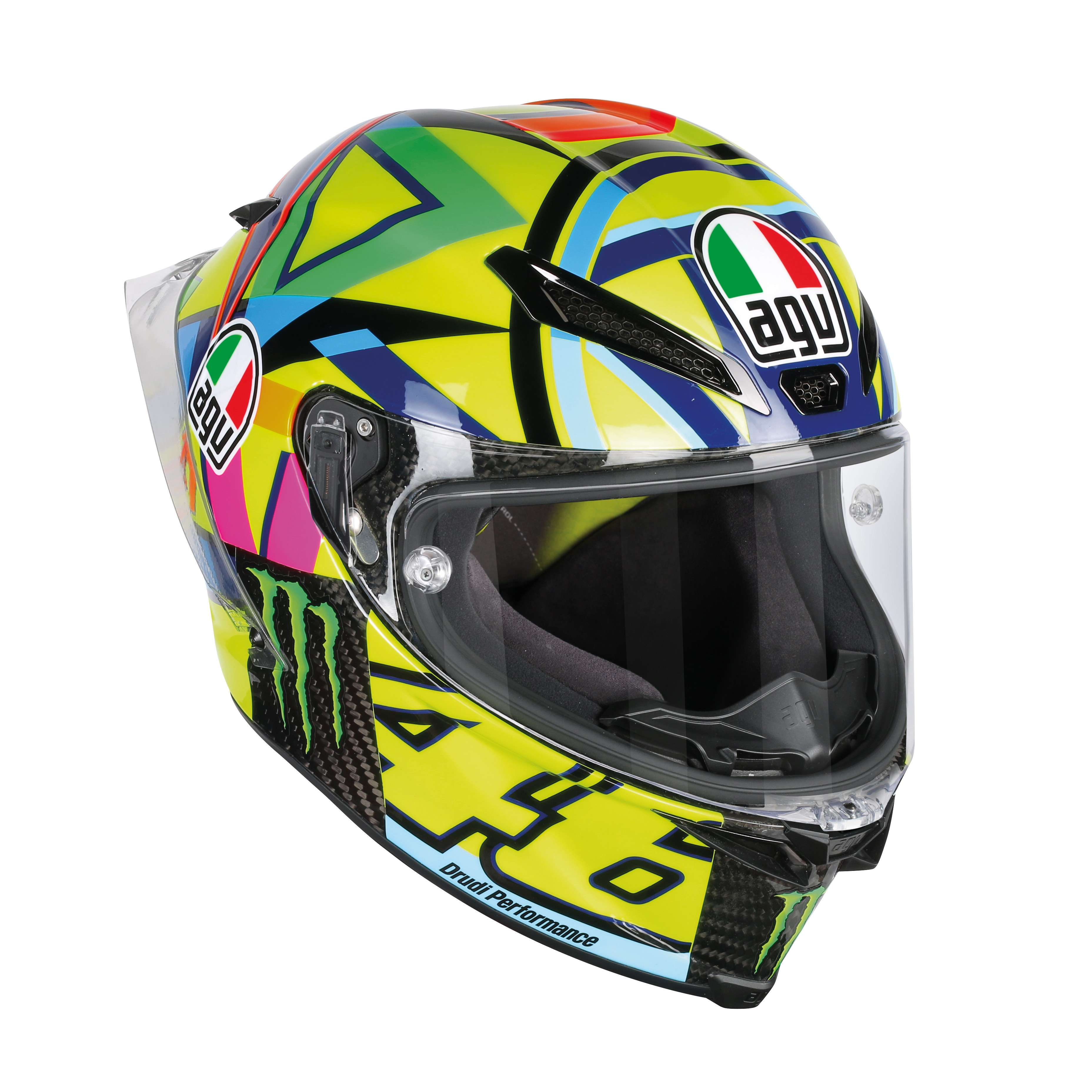 AGV Pista GP-R Soleluna 2016