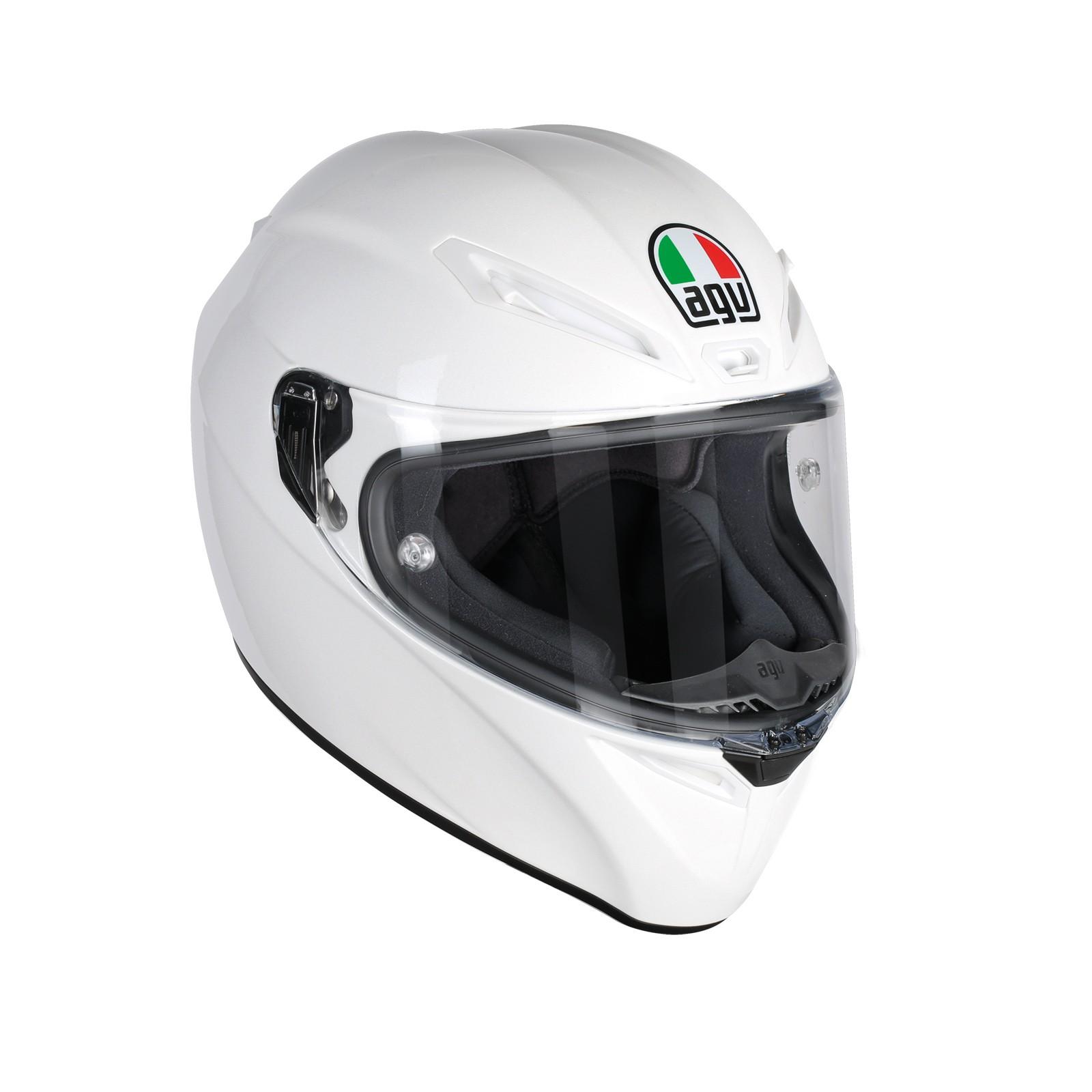 AGV Veloce S Mono White Pearl