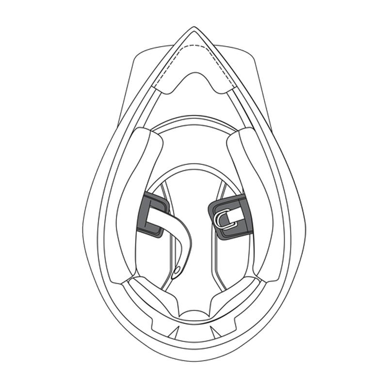 AGV AX9 Chin Strap