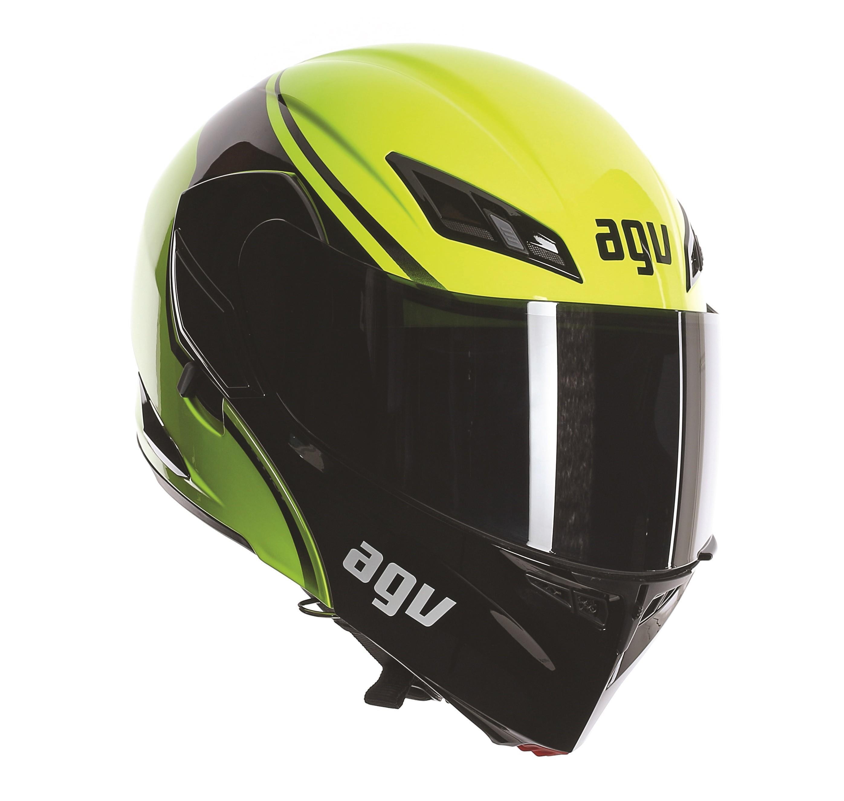 AGV Compact ST Course