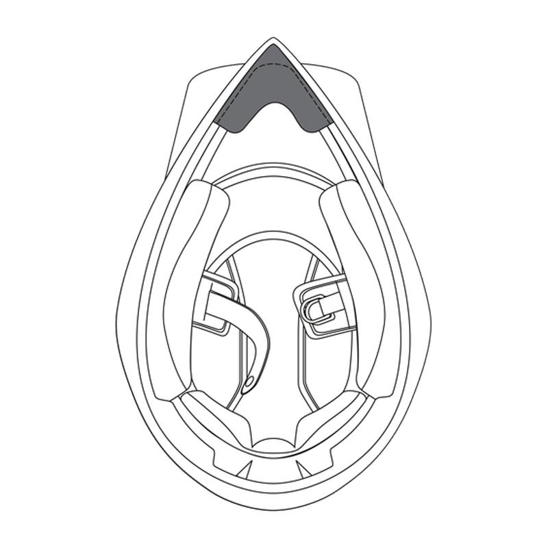 AGV AX9 Wind Deflector