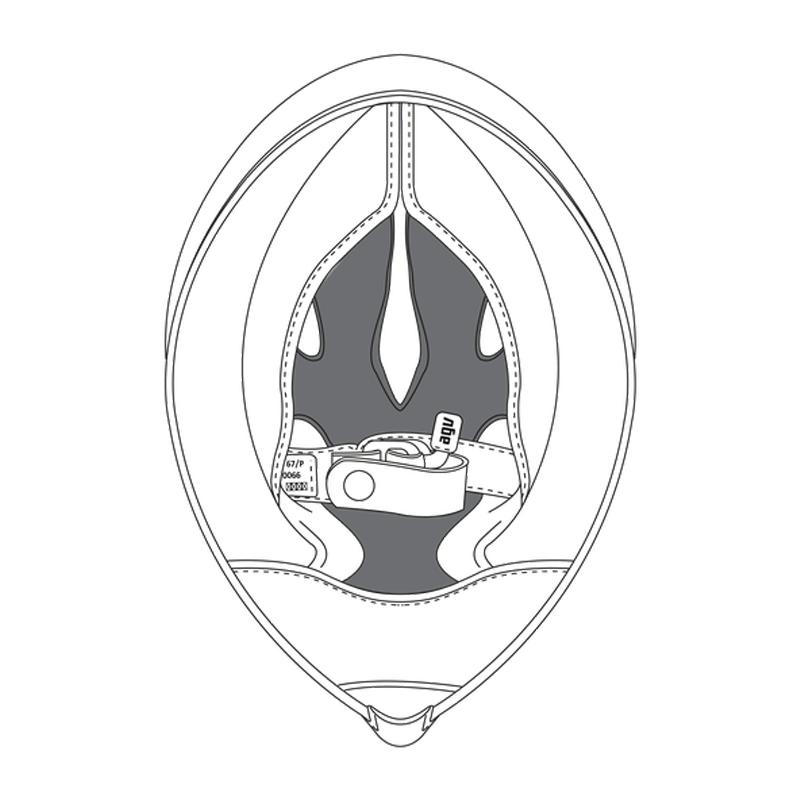 AGV Corsa-R Top Pad