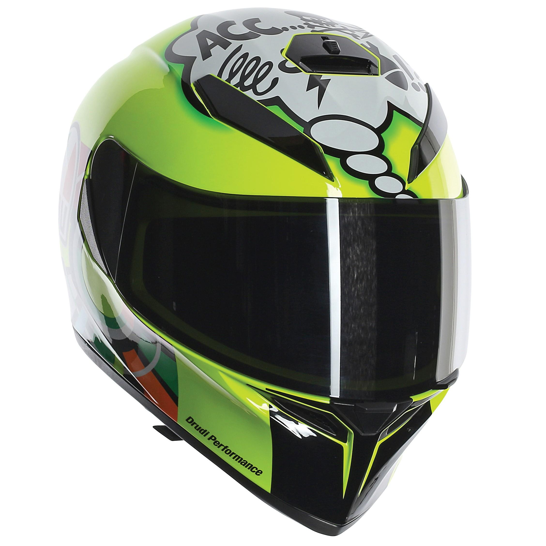 AGV K3-SV Rossi Misano 2011
