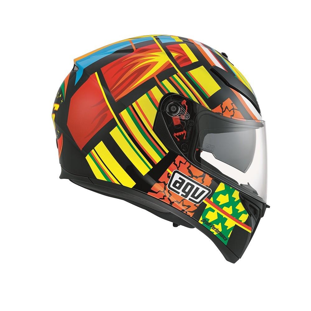 Agv K3 Sv Elements Helmet Rossi Replica Helmet Under 200 Agv