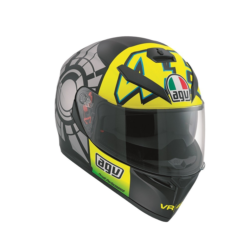 AGV K3-SV Rossi Winter Test 2012