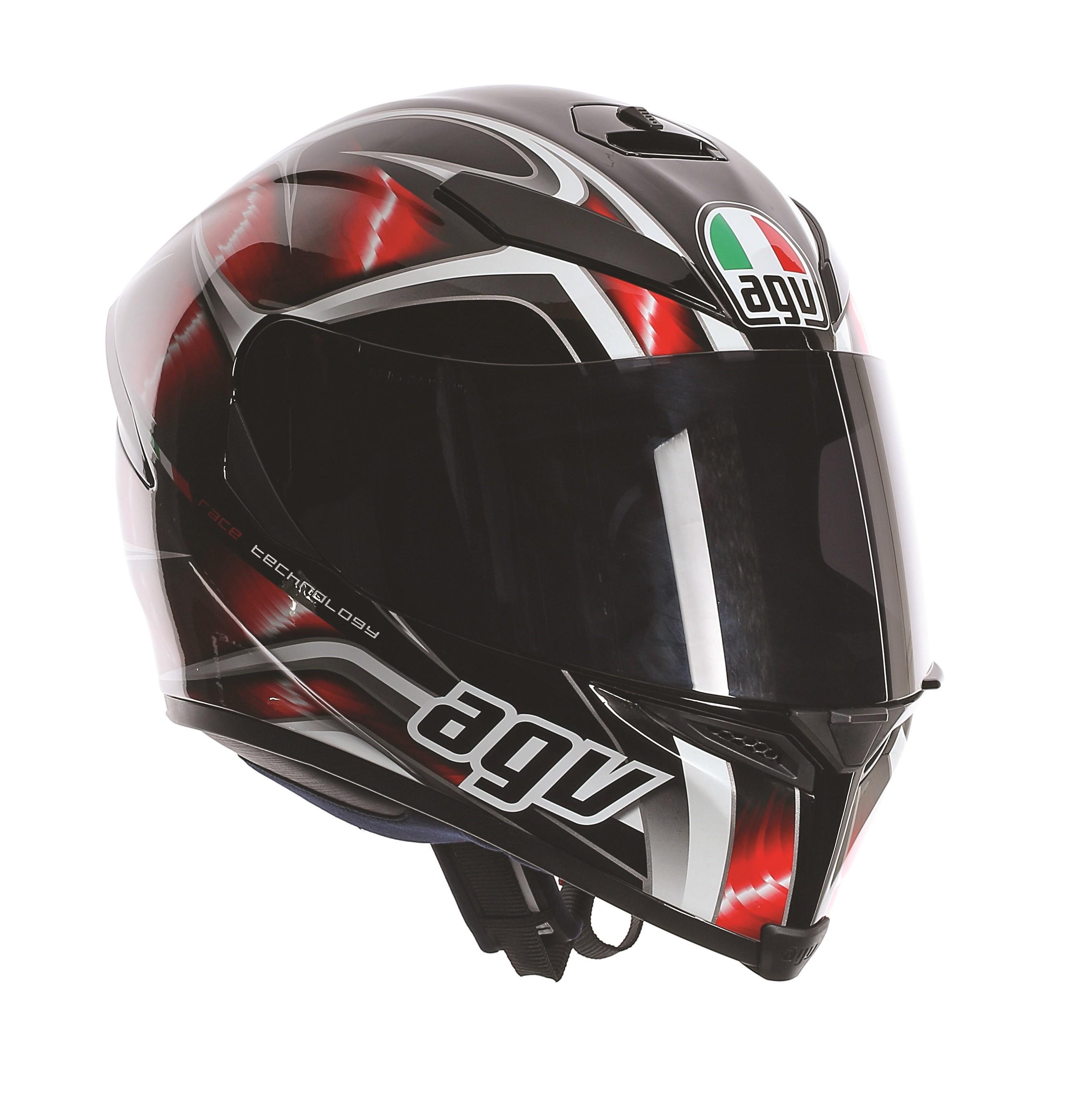 Full Motorcycle Helmet >> AGV K5-S Hurricane crash helmet   AGV helmets UK