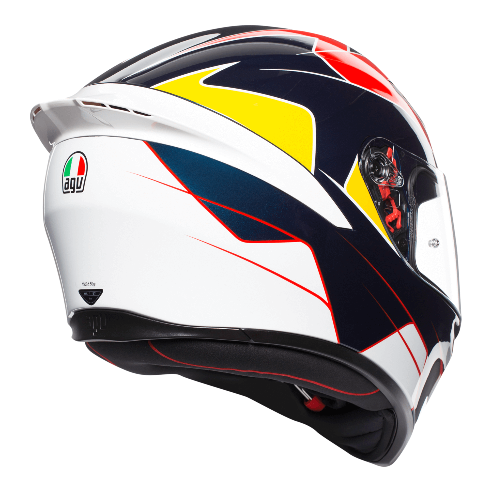 Купить шлем AGV GT Veloce Monterey Blue