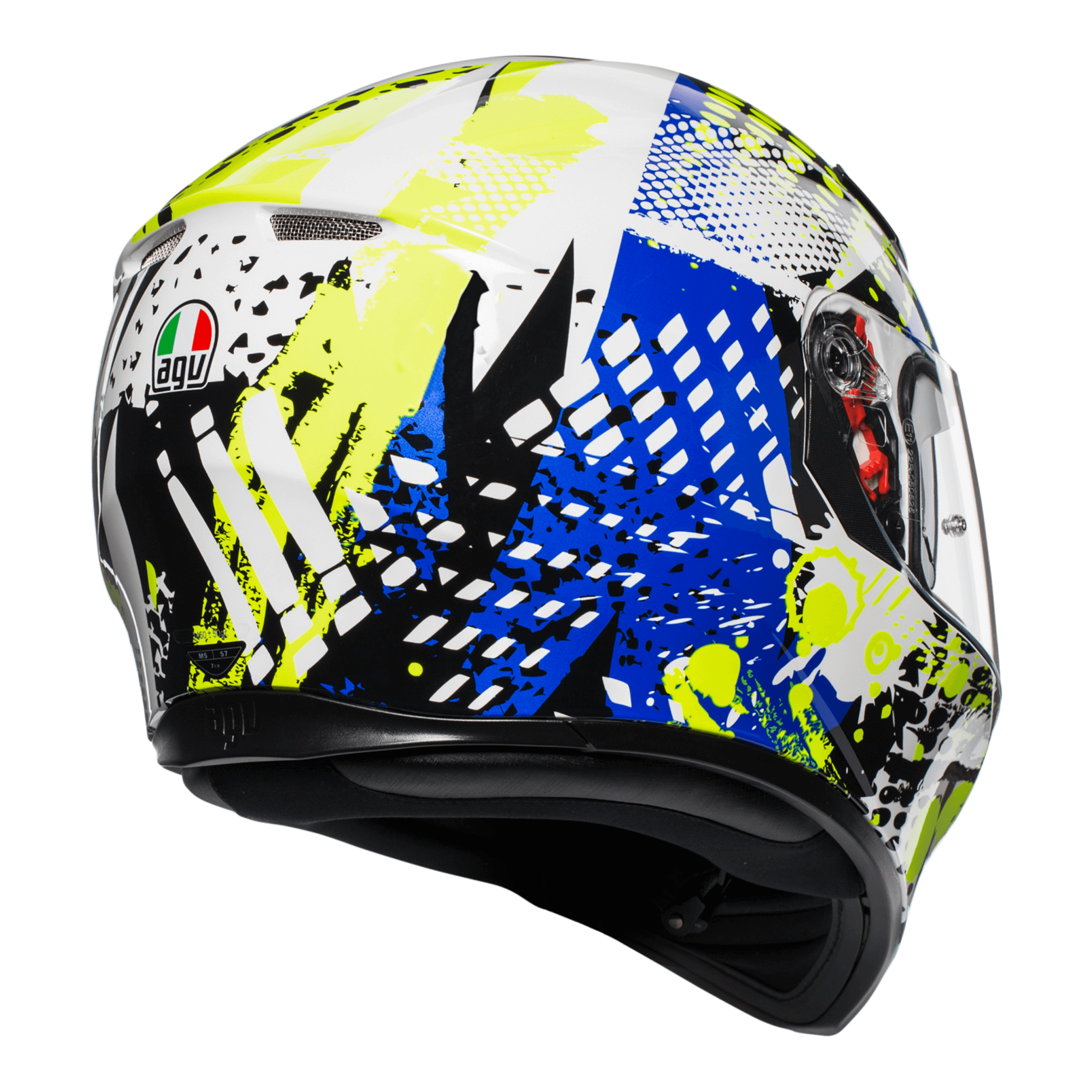 agv on Twitter: AGV Corsa Winter Test @ValeYellow46 Limited Edition details announced! #