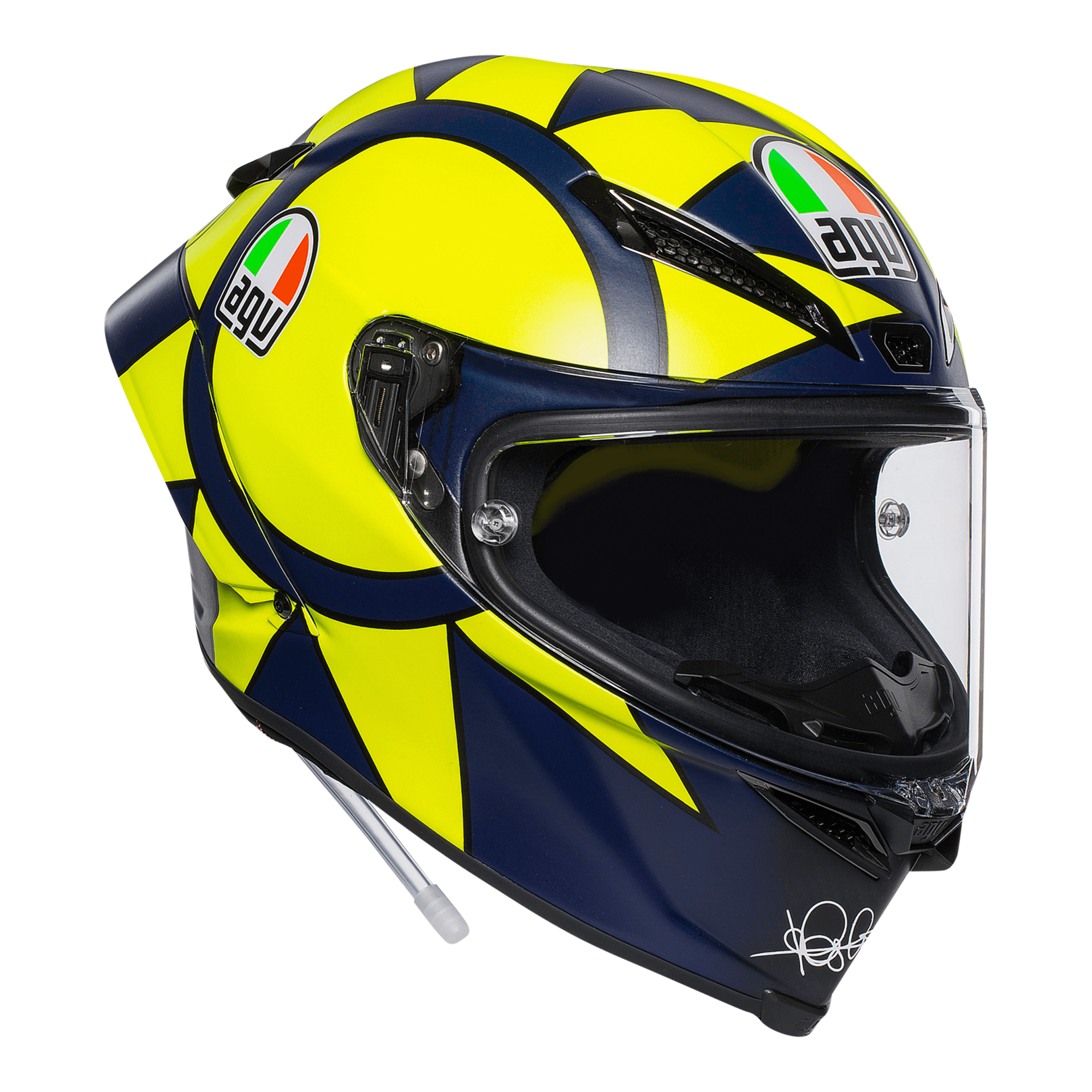 agv pista gp r soleluna 2018 agv pista gp r agv helmets. Black Bedroom Furniture Sets. Home Design Ideas