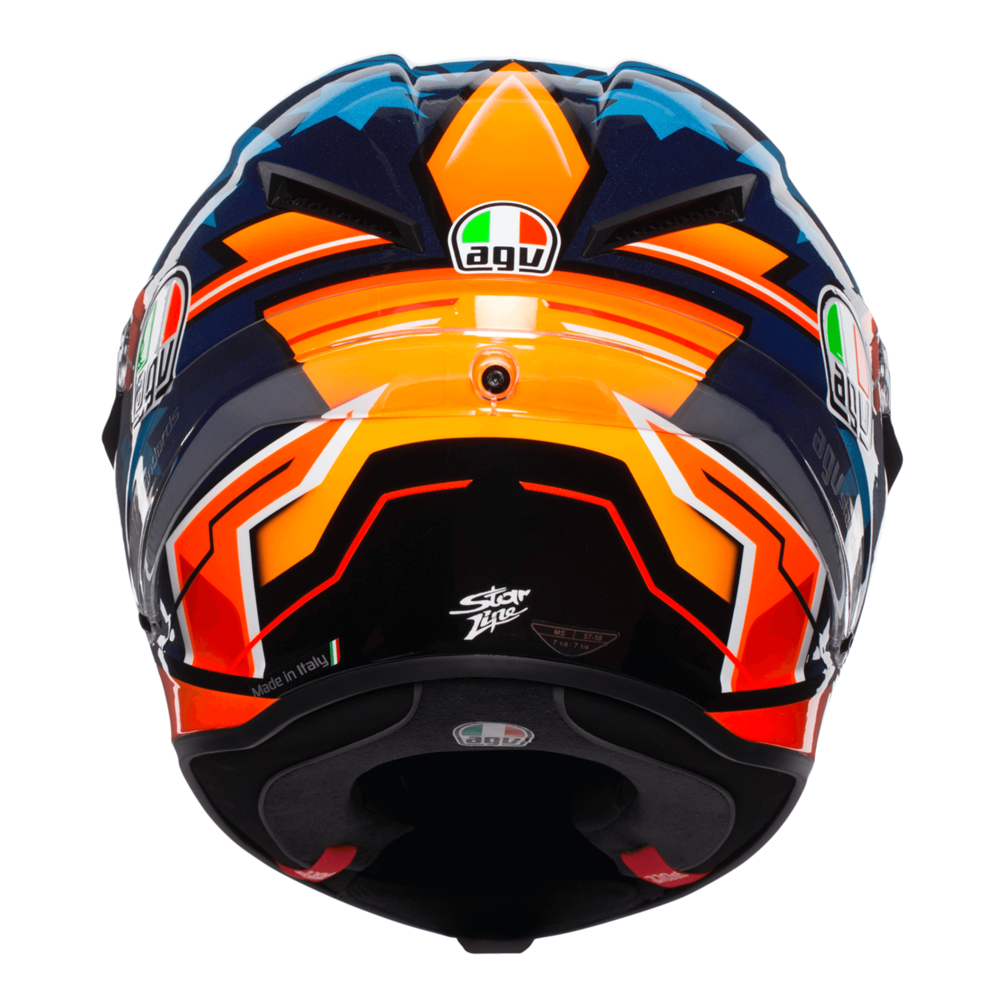 AGV Pista GP R Helmet Debuts with Hydration Channel