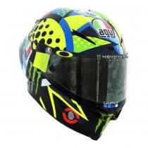 AGV Pista GP-RR Soleluna Rossi Winter Test 2020