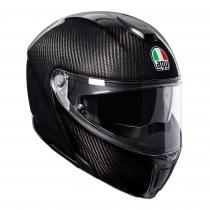 AGV Sports Modular Mono Gloss Carbon Black