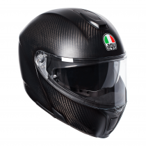 AGV Sport Modular Mono Matt Carbon Black