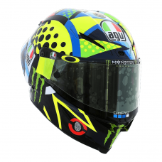 AGV Pista GP-RR Soleluna Rossi Winter Test 2020