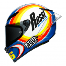 AGV Pista GP-RR Limited Edition Winter Test 2005