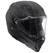 AGV AX8 Naked Carbon Fury