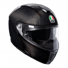 AGV Sports Modular Mono Gloss Carbon Black