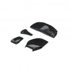 AGV Sports Modular Air Vent & Spoiler Carbon