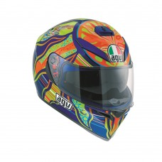 AGV K3-SV Rossi 5 Continents