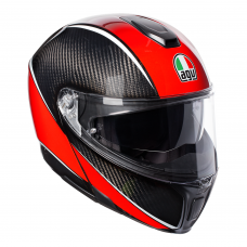 AGV Sport Modular Aero Carbon Red