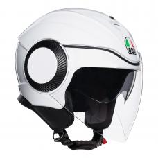 AGV Orbyt Pearl White