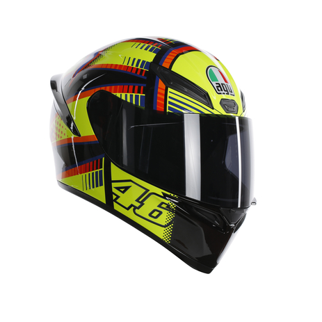 The AGV K1 Rossi SoleLuna 2015 Reviewed by For Motorbikes