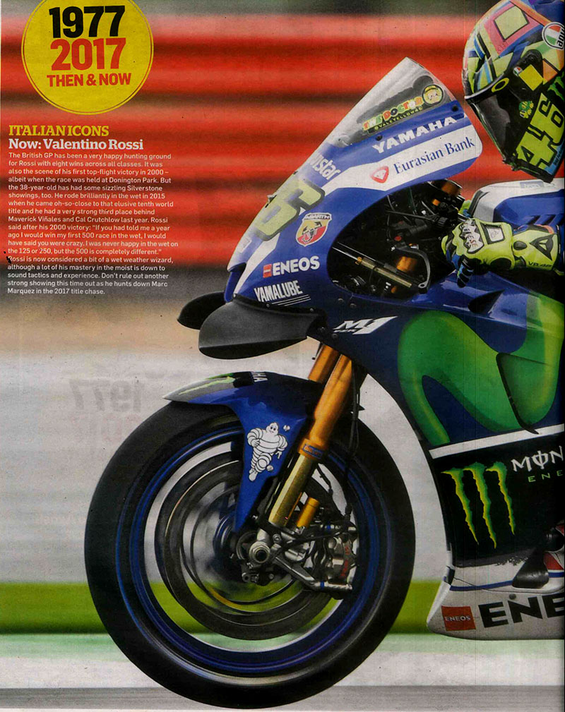 MCN'S Moto GP Preview – Italian Icons New