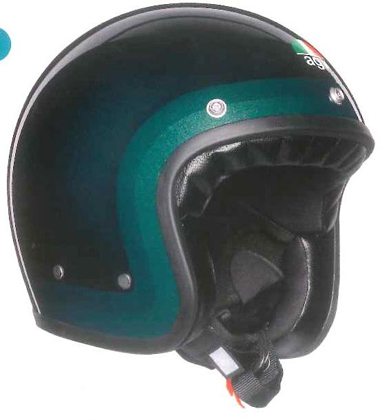 Built magazine feature the AGV X70 helmet