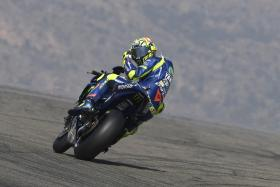 Rossi makes the first row in phenomenal Qualifying in Aragon