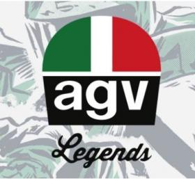 Urban Rider AGV Legends event
