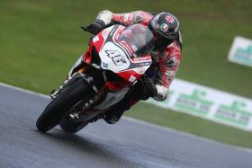 Double Podium for Moto Rapido's Tommy Bridewell at Oulton Park.