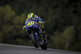 Rossi Rides Strong Comeback Race to Sixth at the Red Bull Ring