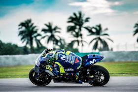 Movistar Yamaha Complete Sepang Test Schedule