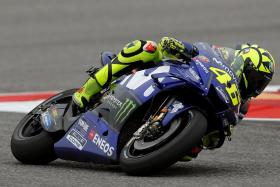 Movistar Yamaha MotoGP Cruise to Second and Fourth Place at COTA