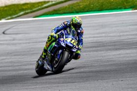 Movistar Yamaha Get Up to Speed in Spielberg FP Sessions