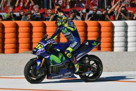 Valiant 5th and 12th for Movistar Yamaha in the Final Act of MotoGP in Valencia